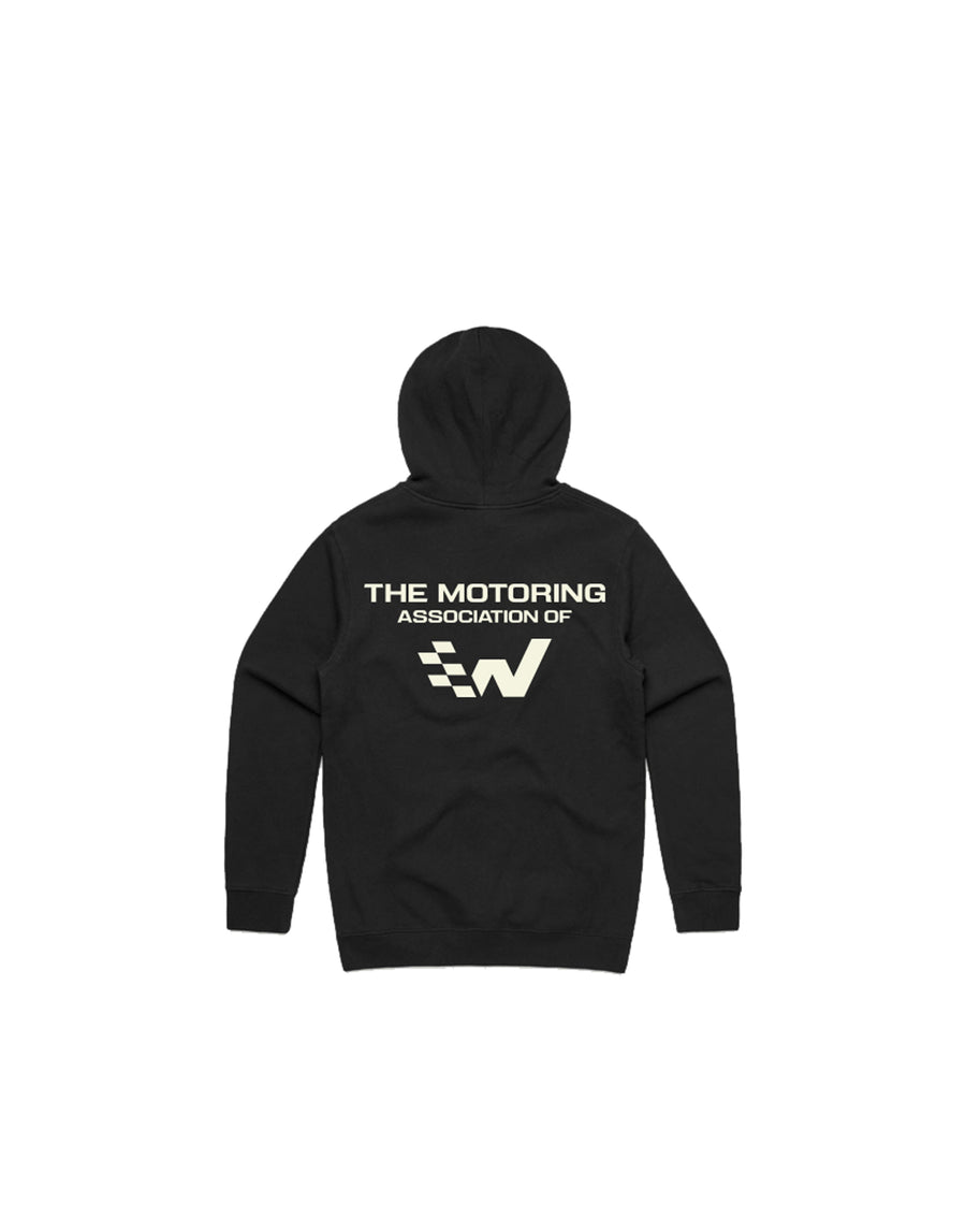 Motoring Association Heavyweight Hoodie