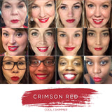 Crimson Red LipSense