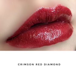 Crimson Red Diamond LipSense - Limited Edition