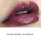 Sheer Berry Diamond LipSense
