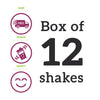 Build Your Own Box - 12 Shakes