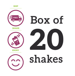 Build Your Own Box - 20 Shakes