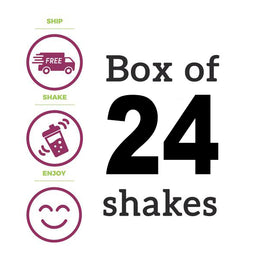 Build Your Own Box - 24 Shakes