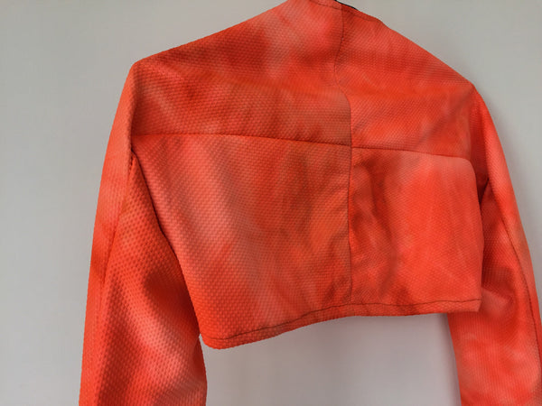 Orange dance shrug