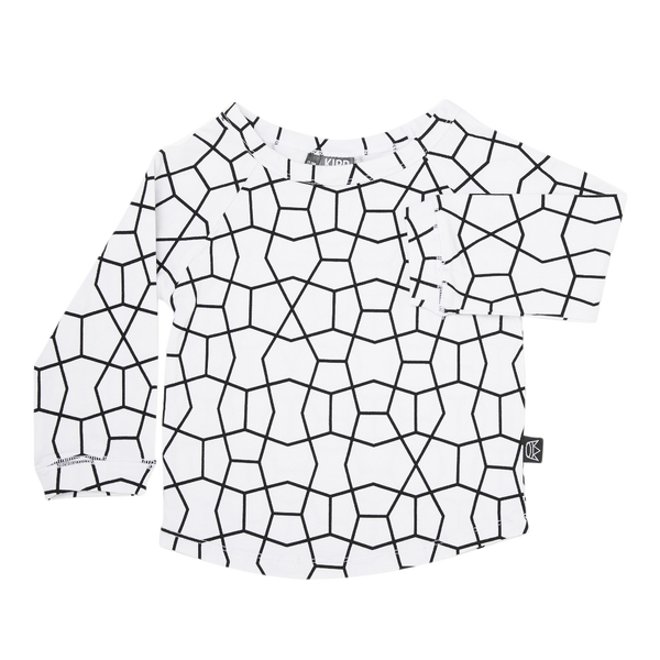 Long Sleeve T-Shirt - White Hex