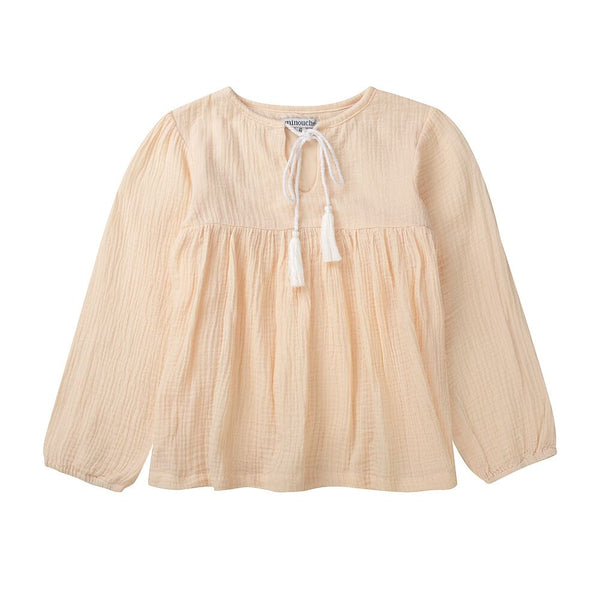Valerie Blouse - Pink