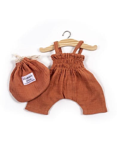 Bonnie Jumpsuit - Terracotta