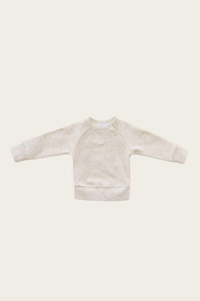 Fleck Dylan Sweatshirt - Honey