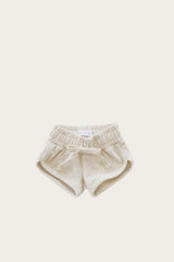 Fleck Ivy Shortie - Honey