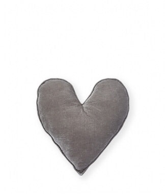 Velvet Heart Cushion