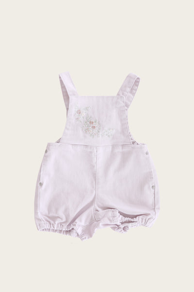 Charlotte Playsuit - Soft Lilac