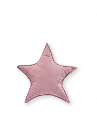 Velvet Star Cushion