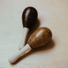 Mini Maracas - Stained