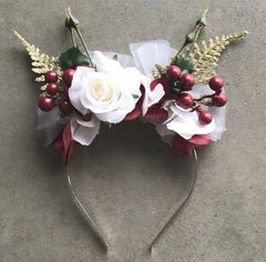 Prancer Christmas Headband