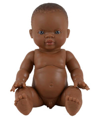Little Boy From Africa Doll