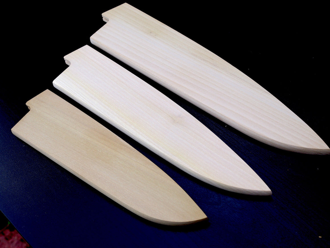 Magnolia Knife Sheaths (Saya) -1