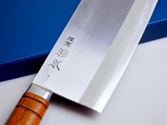 Sugimoto Chinese Cleaver No.7 (Medium-Thin, Wide Blade)