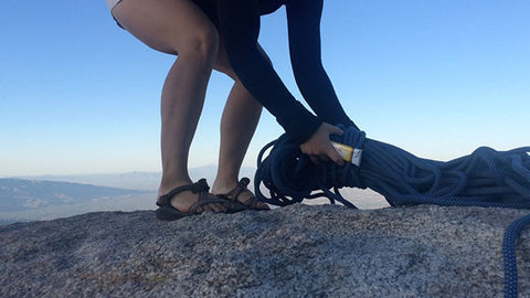 Personal Trainer & Outdoor Addict, Jenn McAmis, Loves X-Jow!