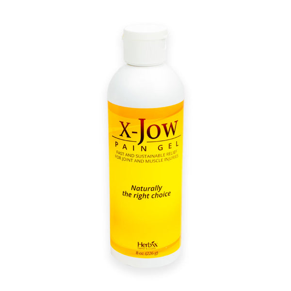 x-jow pain relief gel