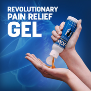 X-Jow: Natural Pain Relief Gel for Muscle and Joint Pain/ Sports Injuries. (4 oz)
