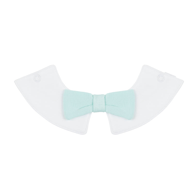 Bow Tie Collar - Mint