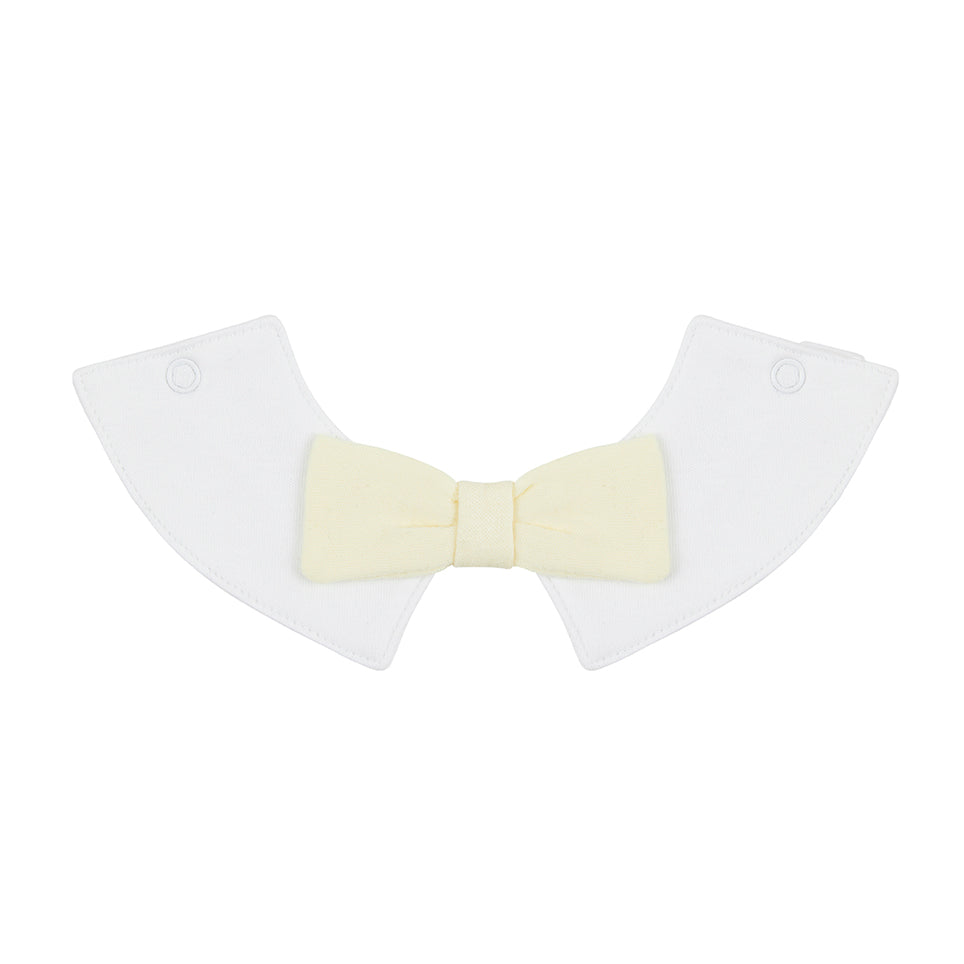Bow Tie Collar - Lemon