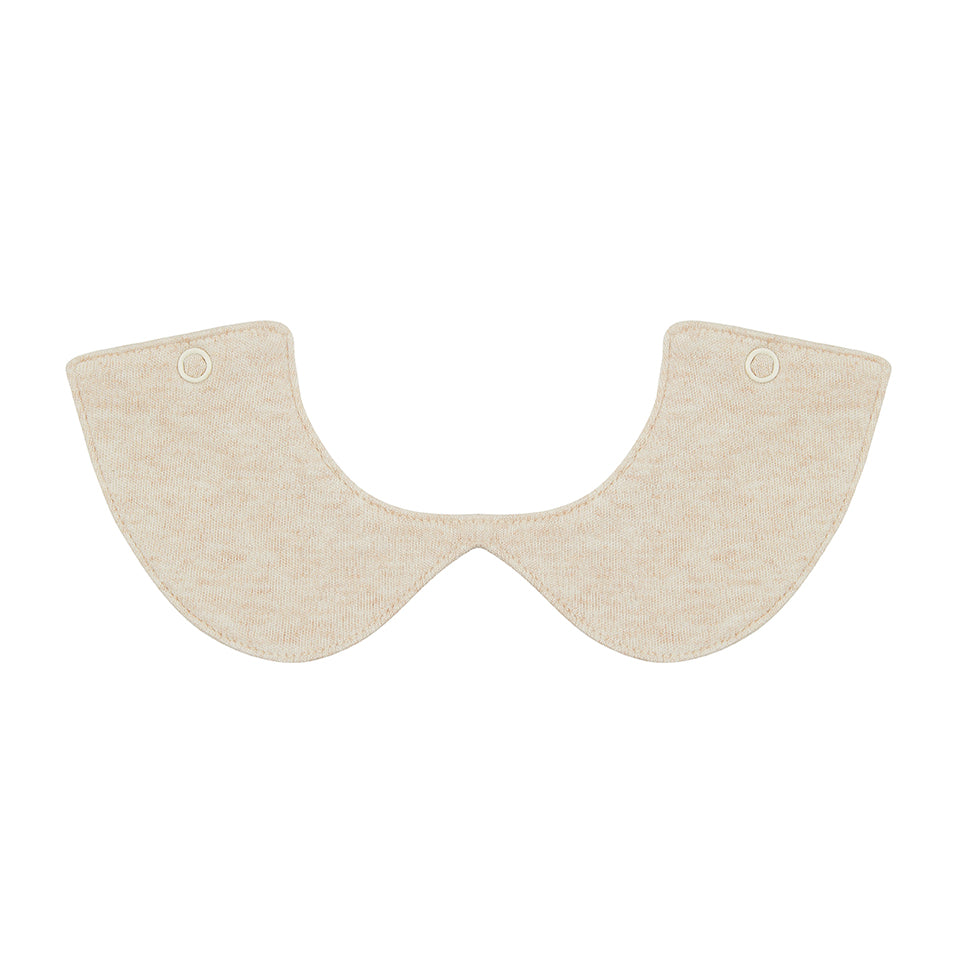 Peter Pan Collar - Oatmeal