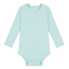 Long Sleeved Bodysuit - Mint