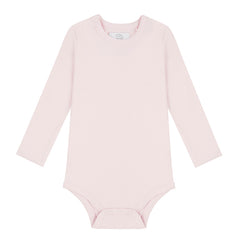 Long Sleeved Bodysuit - Pink