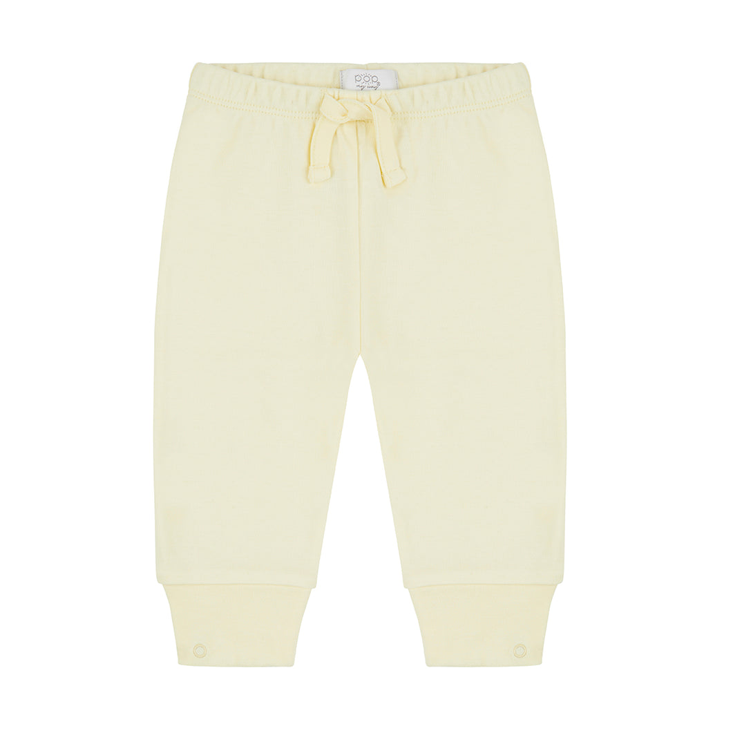 Trousers - Lemon