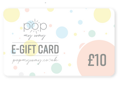 Pop My Way E-Gift Card