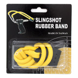 Wizard Slingshot Replacement Rubber Power Bands (Magnum with Leather Pouch)