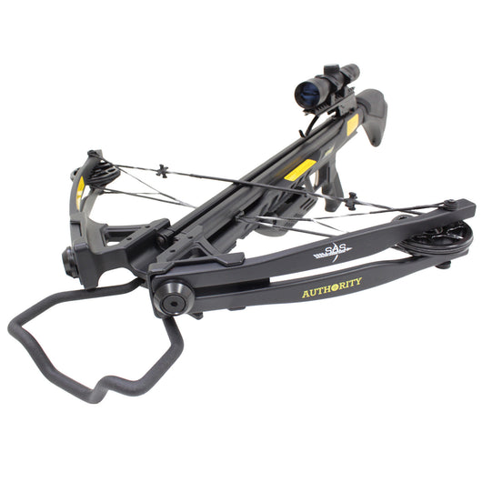 SAS Authority Crossbow 4x32 Scope Package