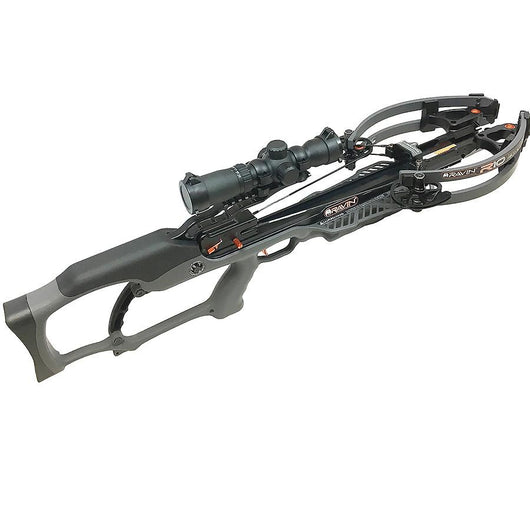 Ravin R10 Crossbow Package with HeliCoil Gunmetal Grey or Predator Camo R011