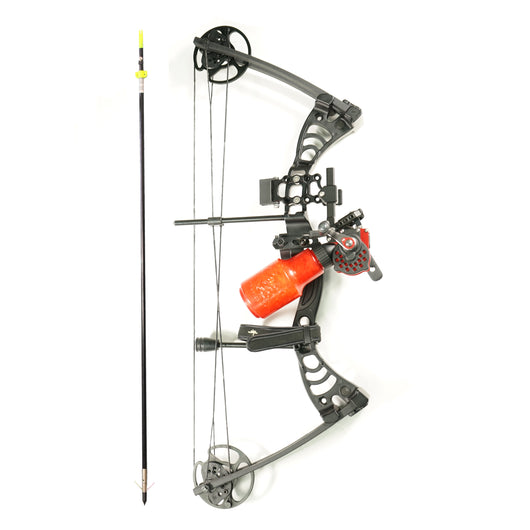 SAS Scorpii Compound Bowfishing Bow Winch Pro Reel Package