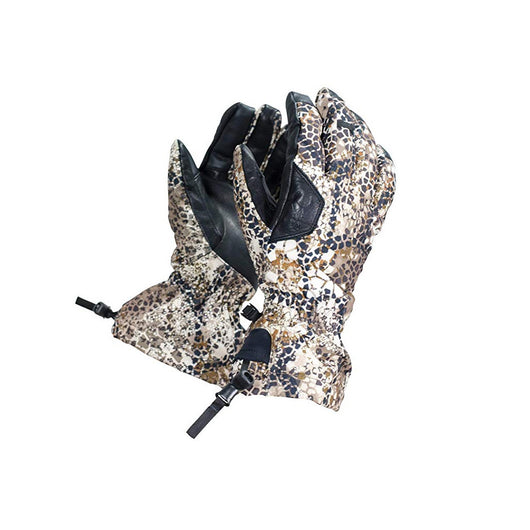 Badlands Convection Gloves Insulated Waterproof Windproof Ax Suede™ Palm
