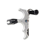Tru Ball Boss X Caliper Head 3-Finger/4-Finger Release - Black/Titanium