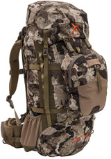 ALPS OutdoorZ Commander X + Pack Complete System - Coyote Brown/ Veil Cervidae