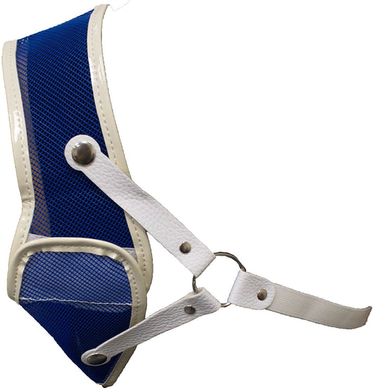 SAS Archery Chest Guard Protector - Blue