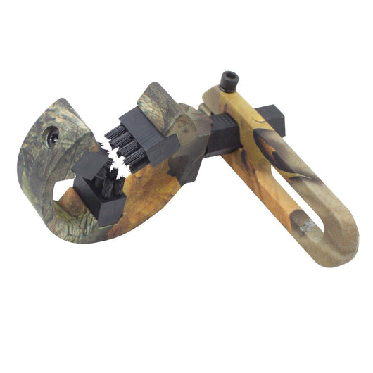 SAS Archery Bow Camo Brush Capture Arrow Rest - Both Left and Right Hand