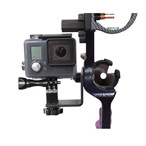 SAS Metal Camera Bow Mount Stand For GoPro
