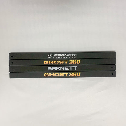 Barnet Ghost 360 CRT Crossbow Aluminum Replacement Limbs Only - Black
