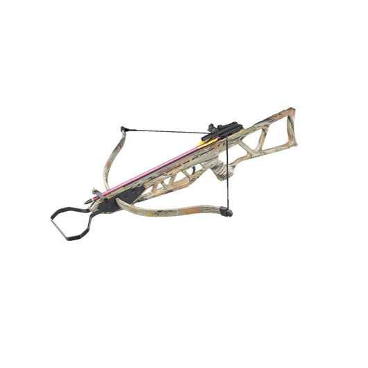 120 LBS Hunting Crossbow Autumn Camo - Open Box