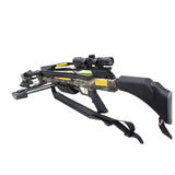 SAS Authoirity 175lbs Compound Crossbow 4x32 Scope Package - Open Box