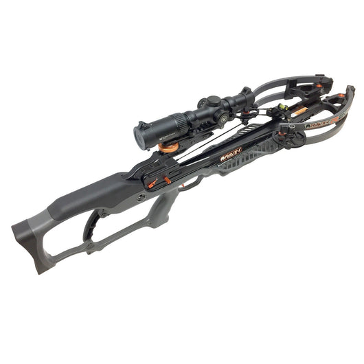Ravin Crossbow R23 Sniper Package Gunmetal Grey