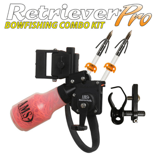 AMS Bowfishing Retriever® Pro Combo Kit
