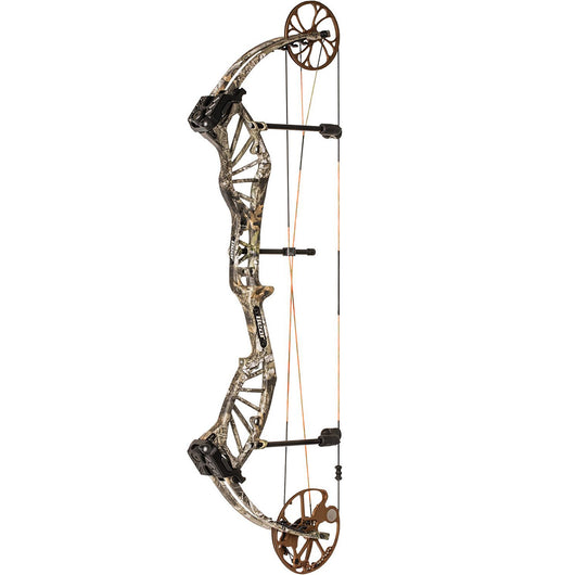 2018 Bear Archery Approach Compound Bow 70# Right Hand Realtree Edge Camo Bow
