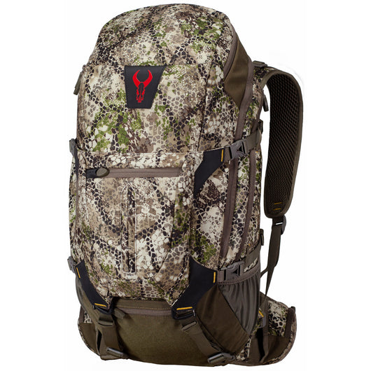 Badlands Ascent Ultra-Light Hypervent Hunting Pack Approach Camo, Bow or Rifle