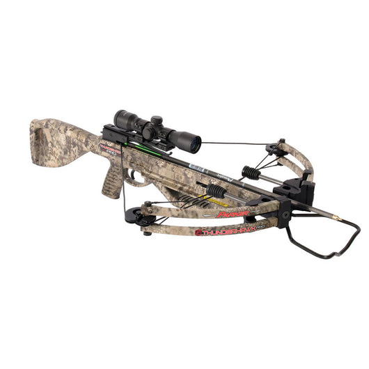 Parker Thunderhawk PRO Crossbow Package 330 fps Scope, Bag and All Accessories