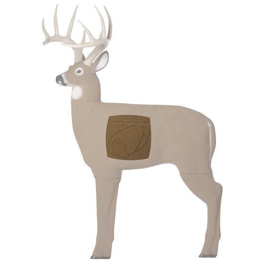 GlenDel Full-Rut Buck 3D Foam Archery Target Replacement Insert (Core Only)